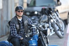 Pin for Later: 25 Critically Acclaimed TV Shows You Should Finally Stream This Year Sons of Anarchy
