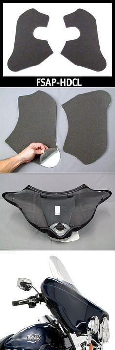 J/&M FSAP-HDCL Fairing//Speaker Acoustic Pads