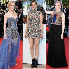 CELBRITY STYLE: Trends at the Cannes Film Festival