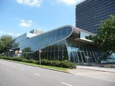 Oma Rem Koolhaas Educatorium Utrecht  #architecture #Koolhaas #OMA #Rem Pinned by www.modlar.com