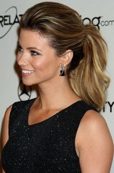 Ponytail Hairstyles - One of The Most Popular Ponytail Hairstyles for Women