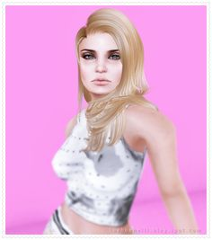 Moda no SL by Luah Benelli: VIRTUAL DIVA