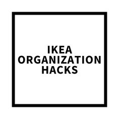 Organization Hacks for IKEA items and IKEA Shelves. IKEA sells a range of furniture that is relatively cheap. With a few DIY hacks you can transform your cheap IKEA steals into masterpieces. Check out our collection of IKEA Shelf Hacks and other DIY hacks for IKEA products. #ikea #ikeashelves #ikeahacks Ikea Shelf Hack, Ikea Shelves, Ikea Hack, Ikea Organization Hacks, Ikea Products, Diy Hacks, Range, Check, Furniture