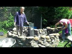HOW TO MAKE A KEYHOLE GARDEN - www.keyholegardens.org - 2of12.MP4