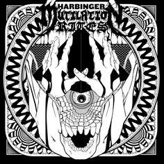 Mutilation Rites - Harbinger (full official album stream)