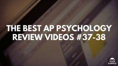 The Best AP Psychology Review Videos: Crash Course Psychology: #37-38 https://www.albert.io/blog/best-ap-psychology-review-videos-crash-course-psychology-37-38/