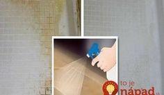 Neznášate drhnutie sprchové kúta? Vďaka tomuto lacnému receptu bude vyzerať ako nový aj po rokoch! Kuta, Home Made Soap, Homemaking, Cleaning Hacks, Diy And Crafts, Household, Shelves, Organization, Homemade