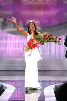 Miss Oklahoma Jennifer Berry   Miss America 2006