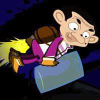 Mr Bean Catch Firefly
