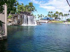 Hilton Waikoloa, Big Island, Hawaii
