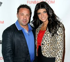 The Real  Housewives of New Jersey Joe and Teresa have been indicted on Tax evasion charges