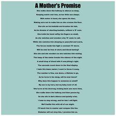 A Mother's Promise - Finger Prickin' Good