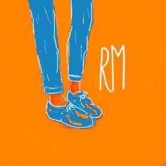 #ilustracion #illustration #rm # indie
