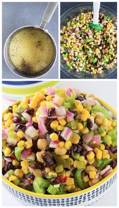Black Bean and Corn Salsa Recipe