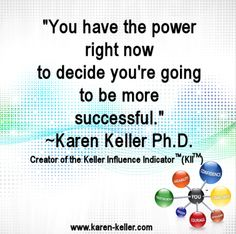 Isn't it time you decide to be more successful? #influence #success