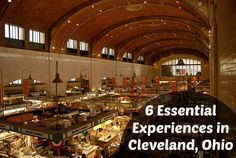 6 Essential Experiences in Cleveland, Ohio << this looks pretty cool. have always wanted to Cedar Point! Weekend Trips, Weekend Getaways, Day Trips, Cleveland Rocks, Cleveland Ohio, Columbus Ohio, Cincinnati, Bar Lounge, The Buckeye State