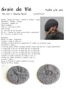 359 meilleures images du tableau tricot bonnet   Yarns, Baby hat ... c7f9dfe5dce