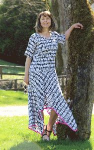FREE SEWING PATTERN - Sew different