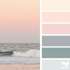 so thrilled to announce the all new Design Seeds site! - new site - responsive - mobile friendly - new color search - now collection search - inspiration - for all who love color Paint Color Schemes, Colour Pallette, Nursery Color Schemes, Bedroom Color Palettes, Color Schemes For Bedrooms, Summer Colour Palette, Office Color Schemes, Pastel Colour Palette, Design Seeds