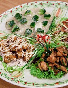 Four Seasons @ Yyu Yuan Restaurant, Tanjung Bungah, Penang