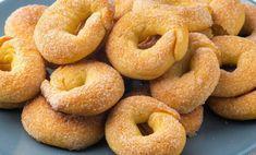 """Biscuiți de casă """"Inele cu zahăr"""" - un desert delicios și economic, ce se prepară foarte simplu! - Bucatarul"""