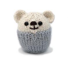 Ravelry: Mini Pookies pattern by Barbara Prime