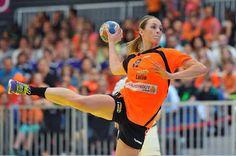 ESPORTE: Time de handebol feminino da Holanda enfrenta Bras...