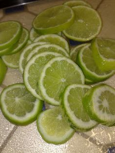 Wonderful Candied Lime Slices! Made Them And They Were AWSOME!! Very Easy To Do! Love  It!!