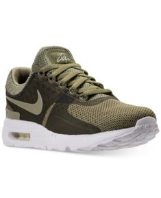 best sneakers df5f0 87527 Nike Men s Air Max Zero BR Running Sneakers from Finish Line   Reviews -  Finish Line Athletic Shoes - Men - Macy s
