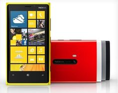 Nokia Lumia 920 is equipped with a 4.5-inch screen that has PureMotion high-definition display technology , a