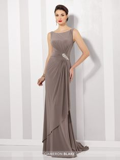 Long gowns and evening dresses for short girls long gowns cameron blake 216690 mother of the bride sleeveless sheath dress. Mob Dresses, Bridesmaid Dresses, Formal Dresses, Wedding Dresses, Bride Dresses, Formal Wear, Halter Dresses, Dance Dresses, Homecoming Dresses
