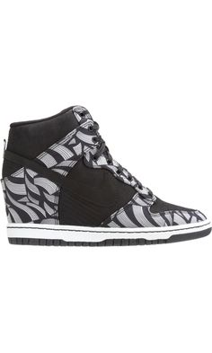 new product aba35 de878 All I want for Christmas is a pair of Liberty x Nike Dunk wedge sneakers.