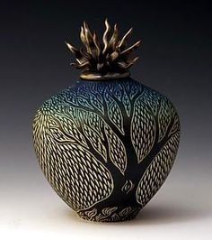 ceramic vessel by Natalie Blake
