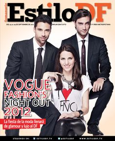 Vogue Fashion´s Night Out 3 septiembre 2012