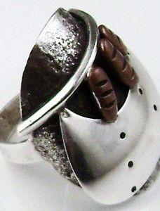 Κοσμήματα Βικτώρια Ιωαννίδου από  ασήμι, μπρούτζο και χαλκό