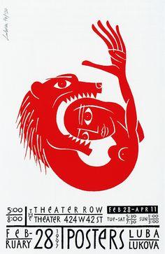 Luba Lukova Posters