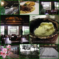 Hill Station is a beautiful restaurant. And Death by Chocolate - I die indeed. Baguio City, Death By Chocolate, Hill Station, Philippines, Restaurants, How To Plan, Dining, Places, Travel