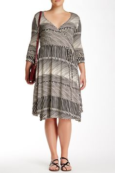 9c521a30d56 Plus Size Rachel Pally Long Sleeve Wrap Dress Rachel Pally