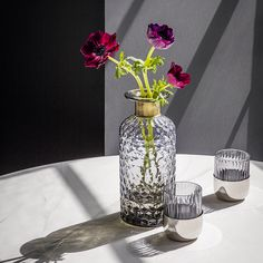 Tesco has launched a new, premium homeware brand that focuses on quality and exclusive designs Ivy, Ideal Home, Home Accessories, Diamond Cuts, Home Furniture, Glass Vase, Household, Interior Decorating, Sweet Home