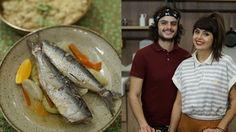 Luanda e Mohamad mostram que até preparar um prato com peixe consegue sair super barato!