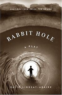 Rabbit Hole 5 Magical and sad. Hope for tomorrow and beyond.