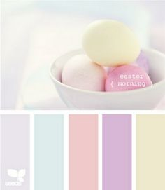 For E's kitchen? p a l e t t e design seeds spring color palette easter color palette Spring Color Palette, Pastel Colour Palette, Colour Pallette, Spring Colors, Colour Schemes, Color Combos, Lilac Color, Color Trends, Color Patterns