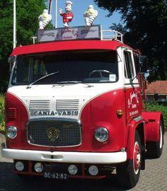 Scania vabis. LB 76. 11 LITER. 6 CYL. Turbo. .1963 - 1968.