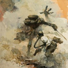 Thibaut Bachelier: Ashley Wood
