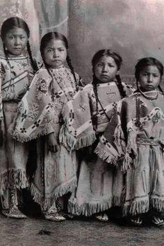 native american children images   unidentified children