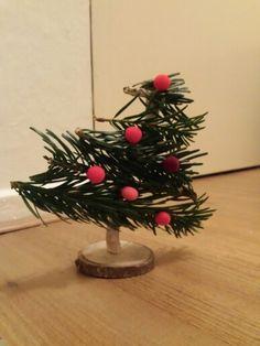 Christmas ornament diy with kids