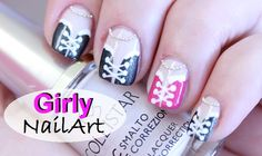 Girly bustier NailArt stap voor stap on http://www.beautynailsfun.nl/2014/08/girly-bustier-nailart-stap-voor-stap/