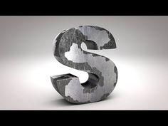 Cinema 4D R19 Tutorial - Metal Scratches Texture - YouTube
