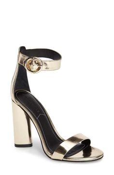 a2e85cc1c67fab KENDALL + KYLIE Giselle Strappy Sandal (Women) High Heel Pumps