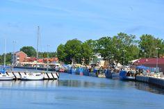 Nowiutki i nowoczesny port morski w Mrzeżynie. Kolejny powód, aby odwiedzić Zachodniopomorski Szlak Żeglarski :) #mrzezyno #zeglarstwo